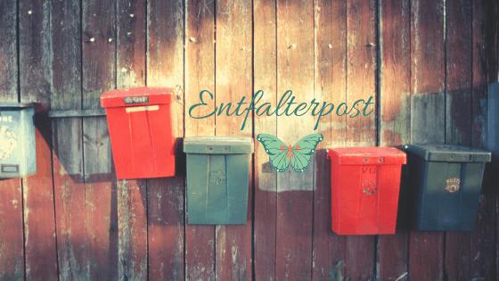 Mein Newsletter-Jubiläum: 1 Jahr Entfalterpost