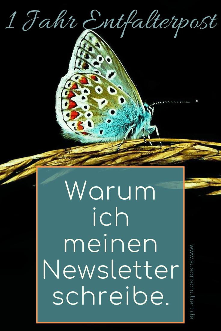 Newsletter - Entfalterpost